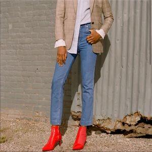 NWT Rag and Bone vintage cigarette jeans -23